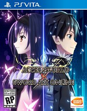 Accel World VS Sword Art Online Vita