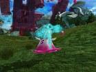 Accel World VS Sword Art Online - Pantalla