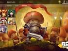 Mushroom Wars 2 - Pantalla