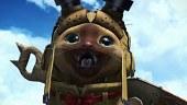 Final Fantasy XIV y Monster Hunter World se unen. Teaser Trailer
