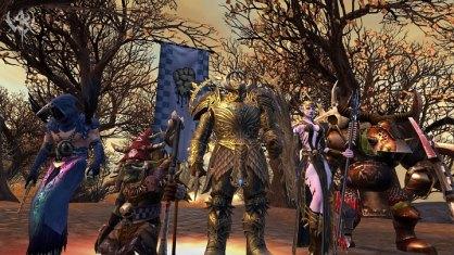 Warhammer Online análisis