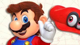 Video Super Mario Odyssey, Vídeo Entrevista + Impresiones