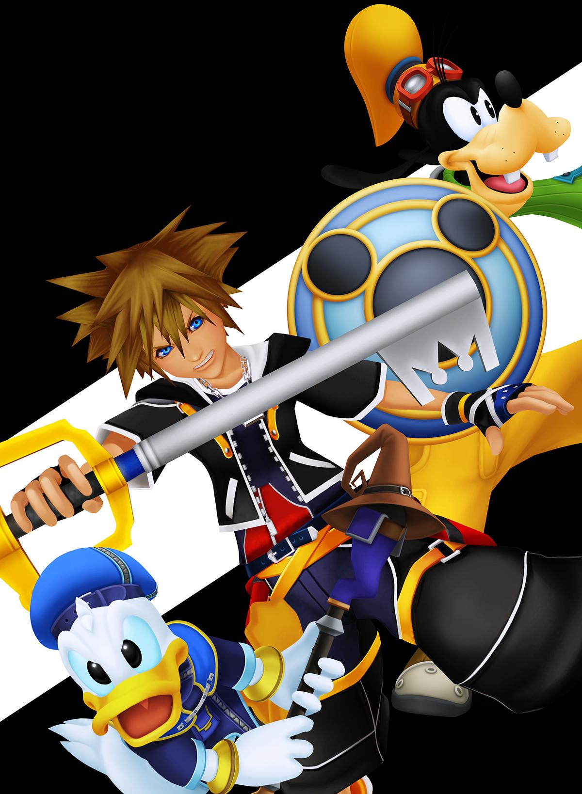 Analisis De Kingdom Hearts Hd 1 5 2 5 Remix Para Ps4 3djuegos