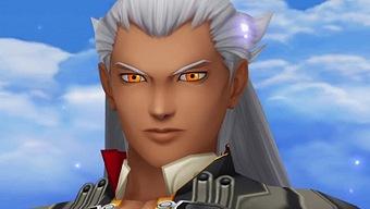 Video Kingdom Hearts HD 1.5 + 2.5, Lucha Contra la Oscuridad