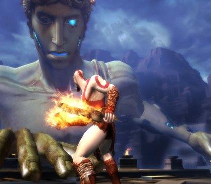 God of War 2 análisis