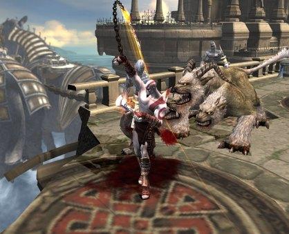 God of War 2: God of War 2: Avance 3DJuegos