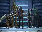 Guardianes de la Galaxia - The Telltale Series - Pantalla