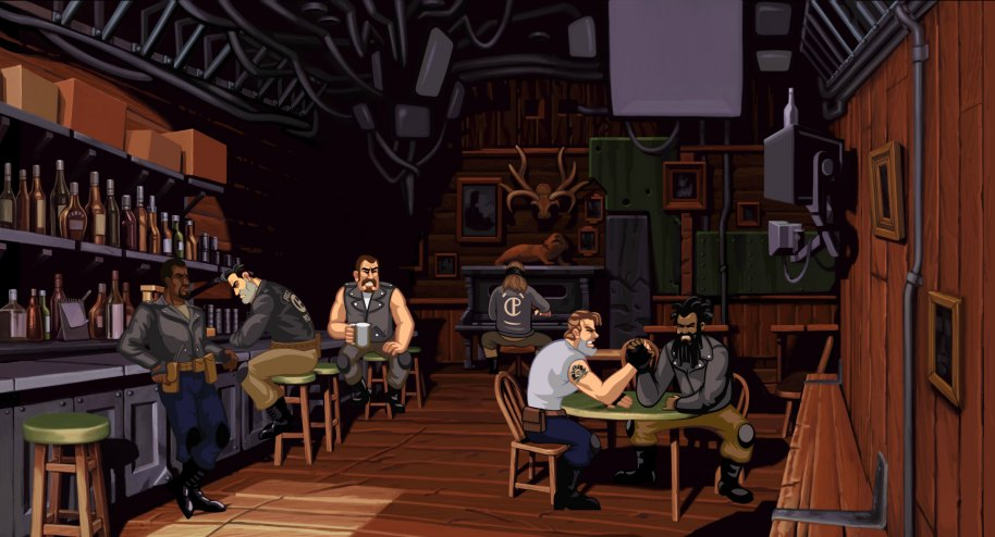 Full Throttle Remastered análisis