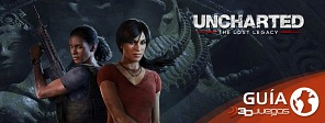Guía completa de Uncharted: The Lost Legacy