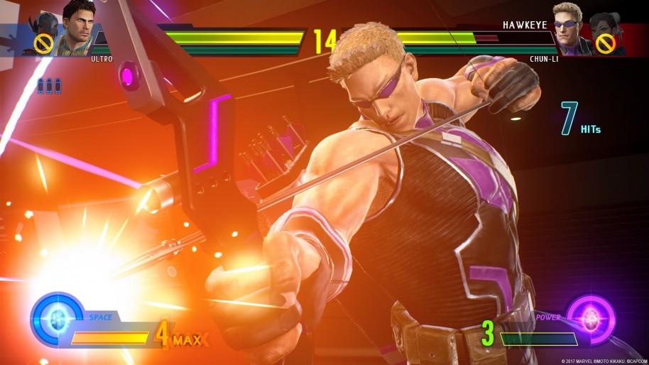 Marvel vs. Capcom Infinite: Marvel vs. Capcom Infinite: Impresiones jugables