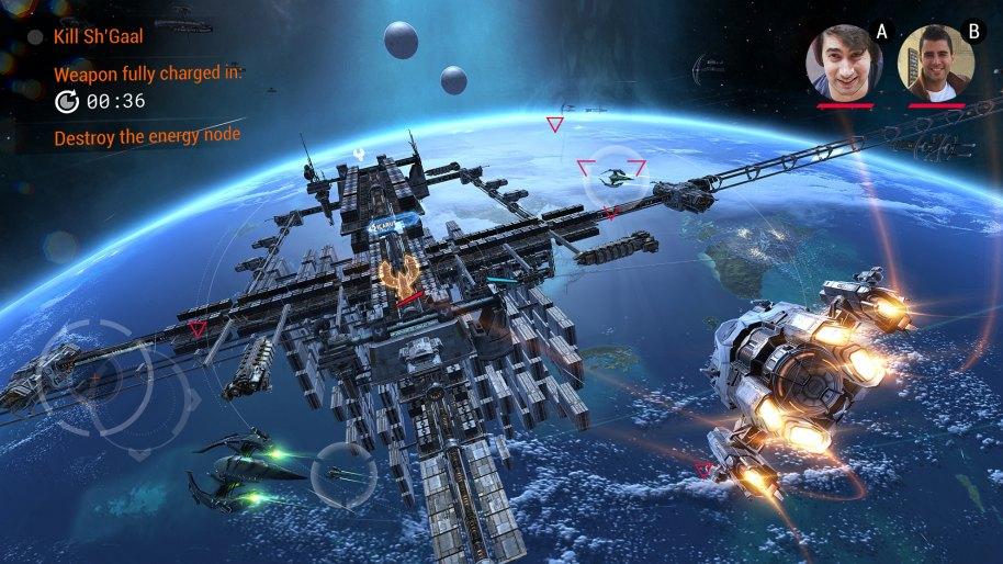 Galaxy on Fire 3 – Manticore análisis