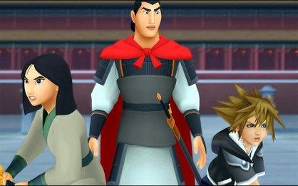Kingdom Hearts II análisis