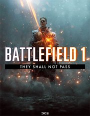 Carátula de Battlefield 1 - They Shall Not Pass - PS4