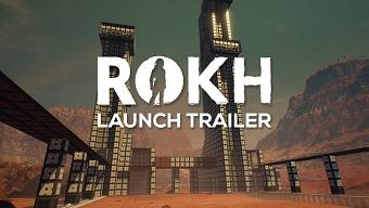 Rokh: Lanzamiento en Acceso Anticipado