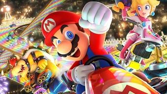 Mario Kart 8 Deluxe sigue siendo un fenómeno de ventas
