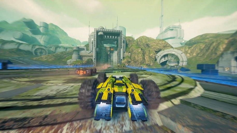 GRIP Combat Racing análisis