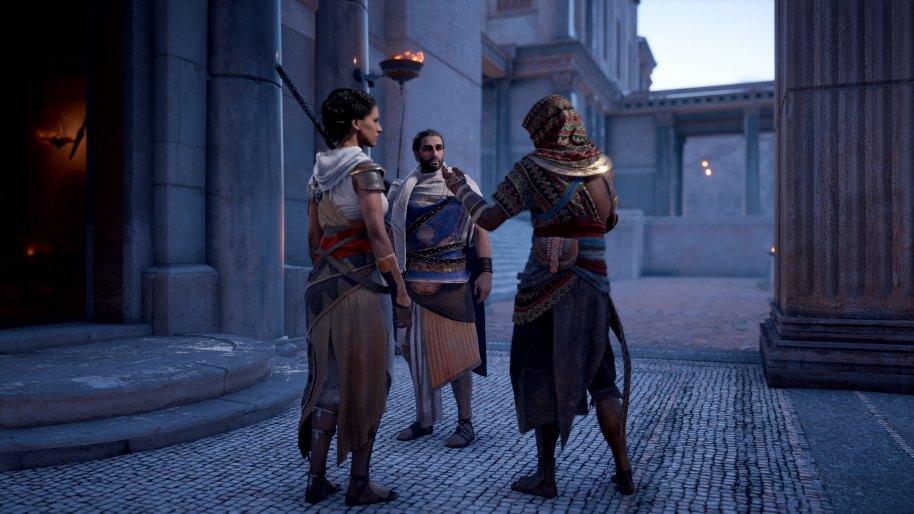 Assassin's Creed Origins análisis
