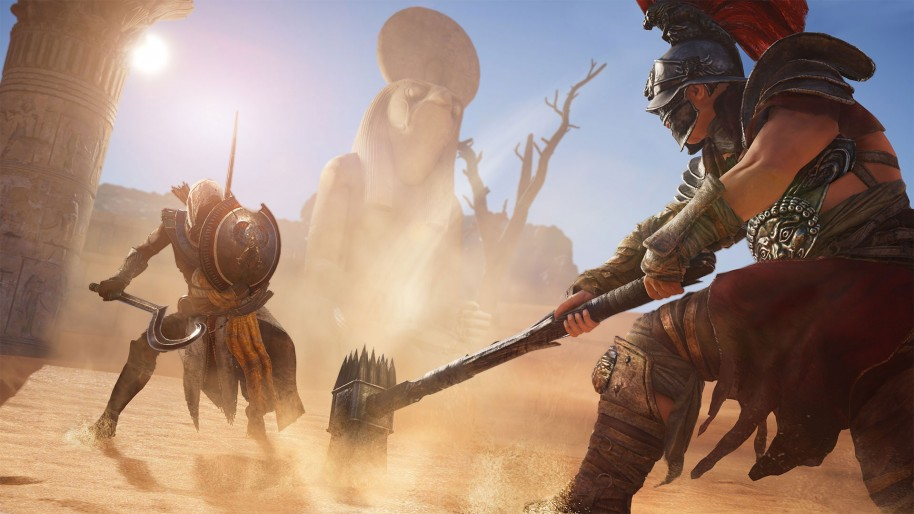 Assassins Creed Origins: Assassin's Creed Origins: Video Impresiones E3 2017