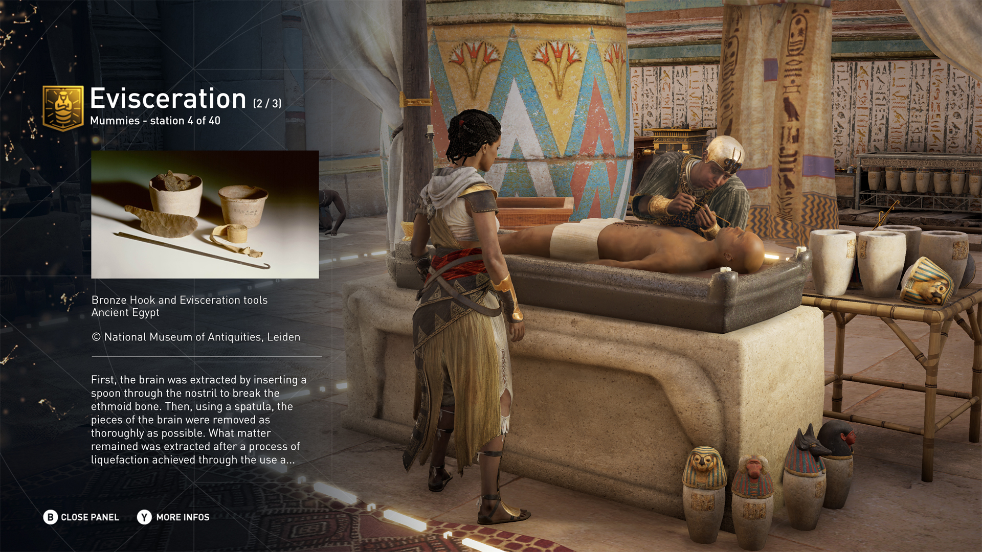 Discovery Tour, educación y Assassin's Creed: Origins se unirán en 2018