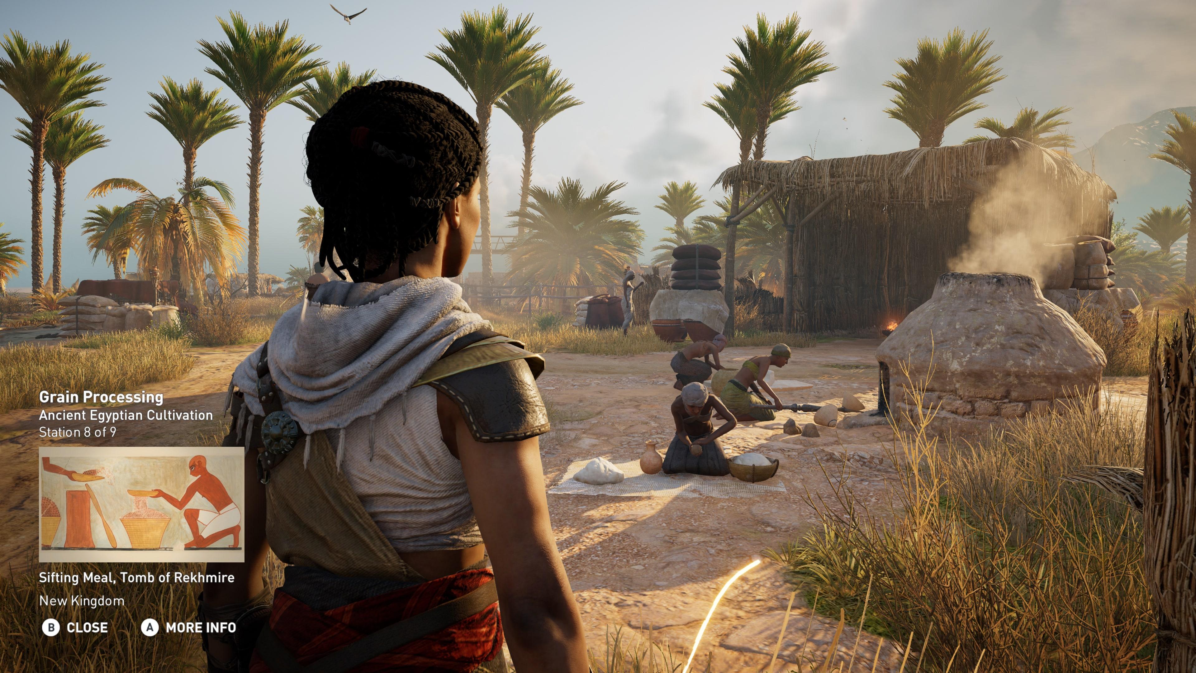 El modo Discovery Tour de Assassin's Creed: Origins  ya tiene fecha
