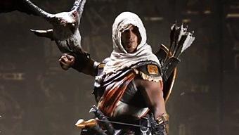 Video Assassin's Creed: Origins, Lanzamiento de Figuras y Réplicas
