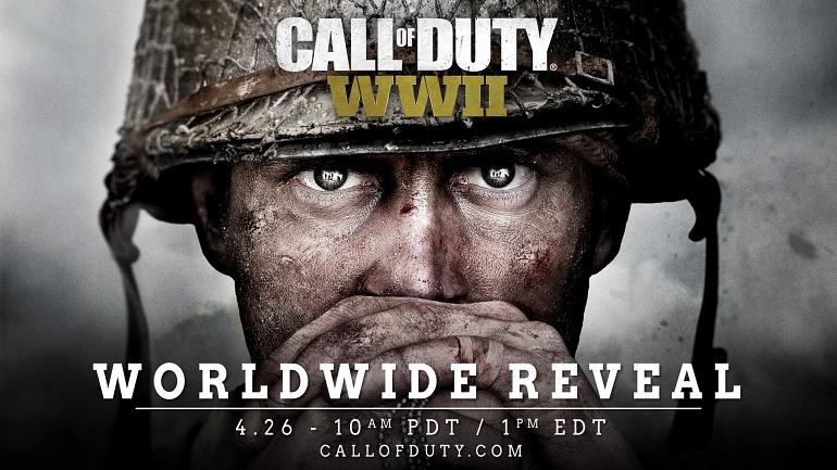 """El multijugador de Call of Duty: WWII será de """"combates rápidos"""""""