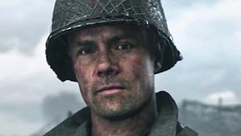Video Call of Duty WW2, Tráiler de Anuncio