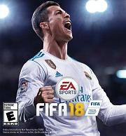 Carátula de FIFA 18 - PS3