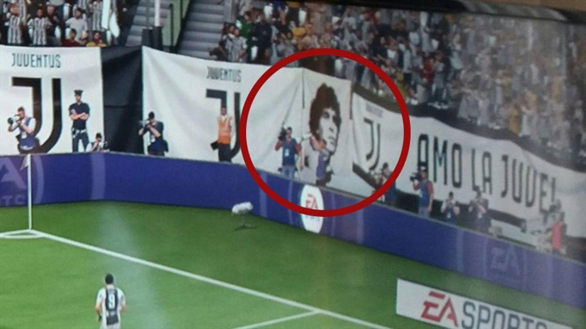 Maradona la emprende ahora con FIFA 18 por uso errado de su rostro ...
