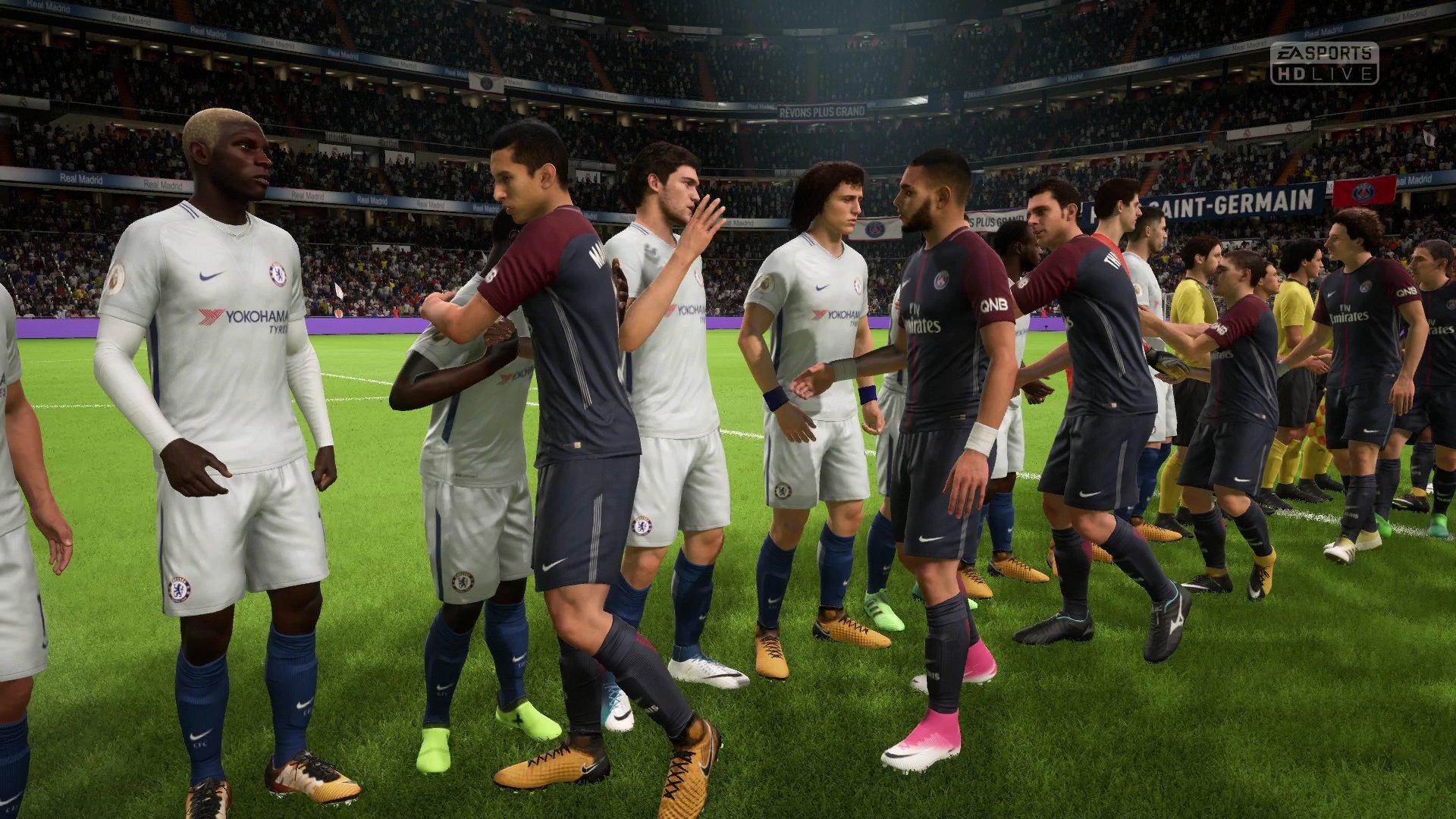 Anlisis De Fifa 18 Para Ps4 3djuegos