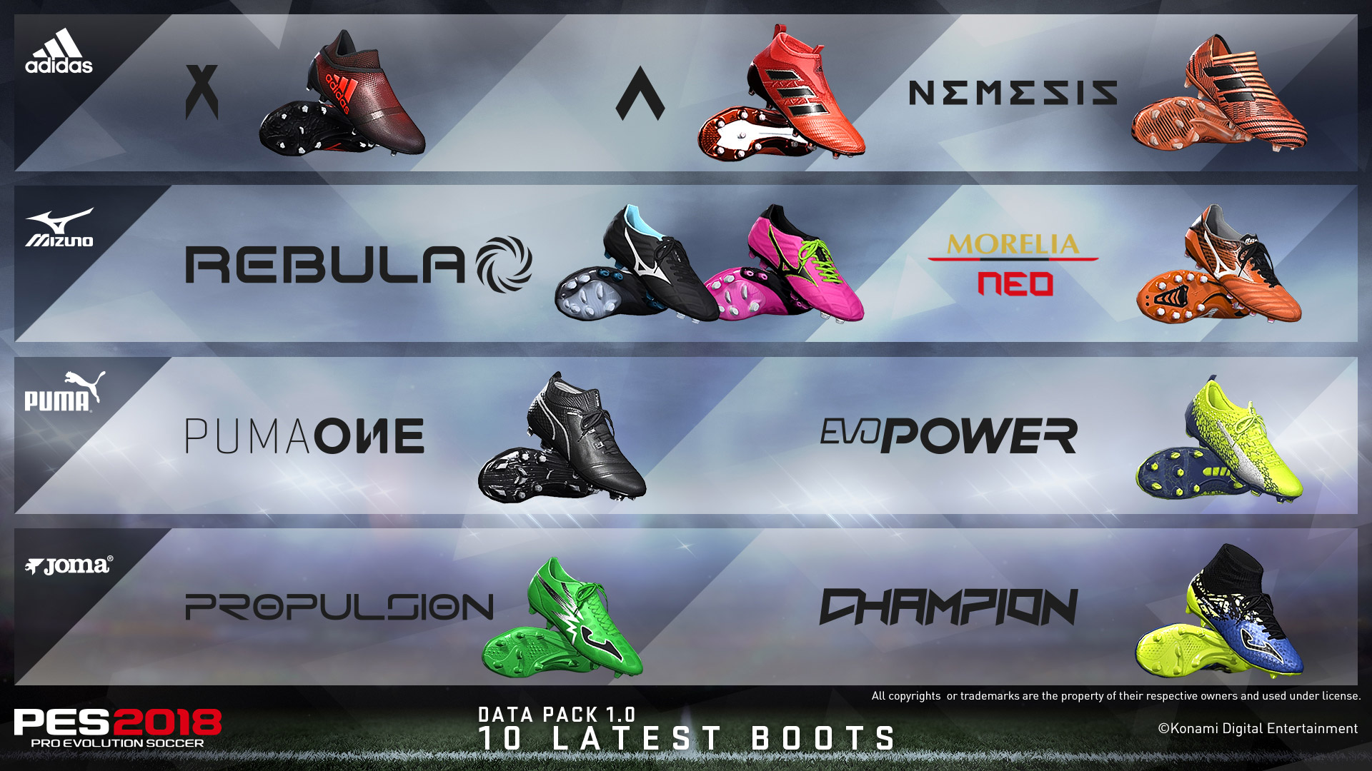 [BOOTS] IG boots for PES 2018 - Page 4 - PESGaming Forums