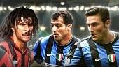 Las leyendas de Milán e Inter llegan a PES 2018. Tráiler