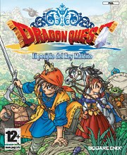 Carátula de Dragon Quest VIII - iOS