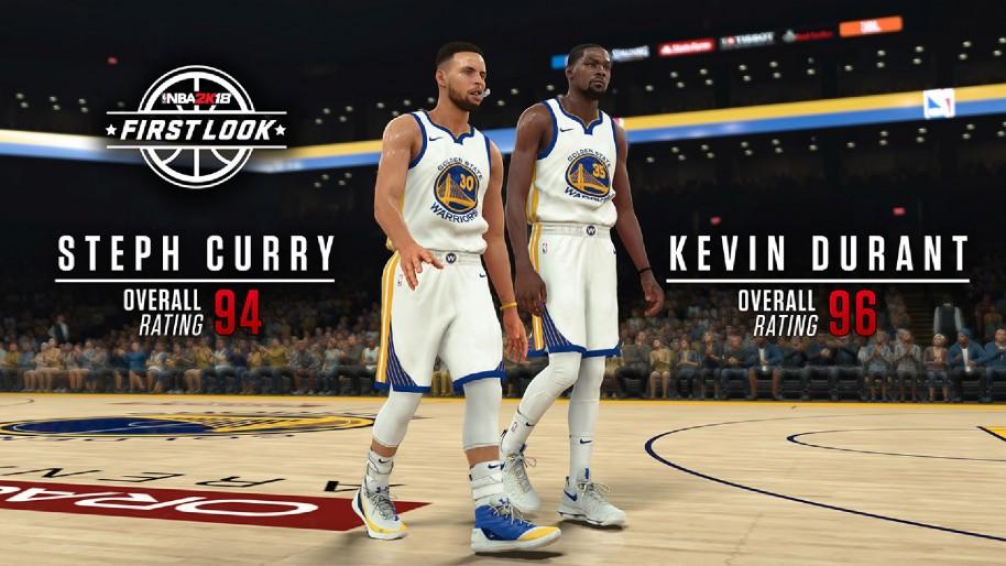NBA 2K18: NBA 2K18: El rey del baloncesto