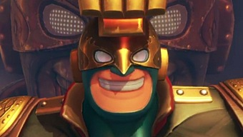 Video ARMS, Max Brass