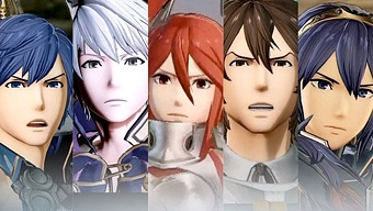 Video Fire Emblem Warriors, Fire Emblem Warriors: Presentación de Personajes
