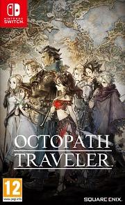 Carátula de Octopath Traveler - Nintendo Switch