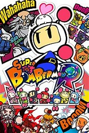 Carátula de Super Bomberman R - Xbox One