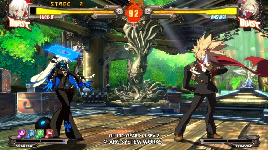 Guilty Gear Xrd REV 2 PS3