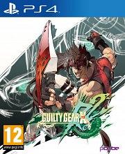 Carátula de Guilty Gear Xrd: REV 2 - PS4