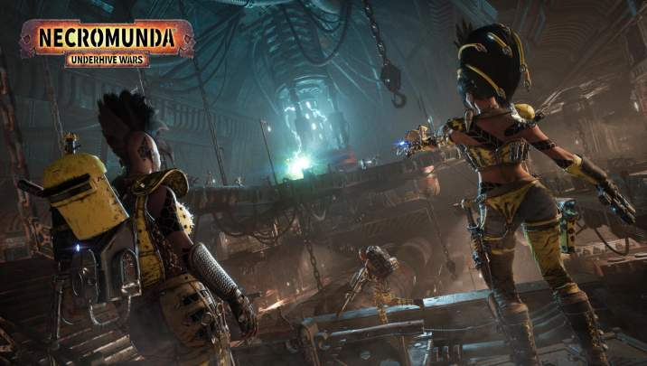 Necromunda Underhive Wars - Imagen Xbox One