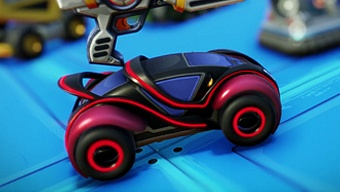 Video Micro Machines World Series, The Thrill of the Race!
