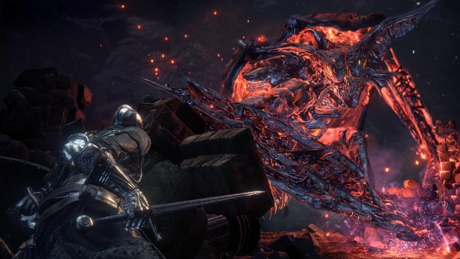 Dark Souls III - The Ringed City PS4