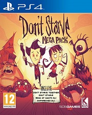Carátula de Don't Starve Mega Pack - PS4