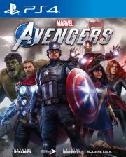 Carátula de Marvel's Avengers - PS4