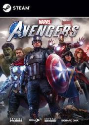 Carátula de Marvel's Avengers - PC