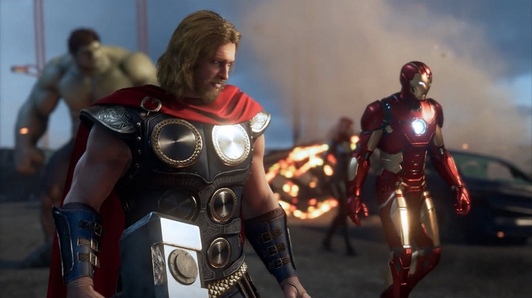 Imagen de Marvel's Avengers