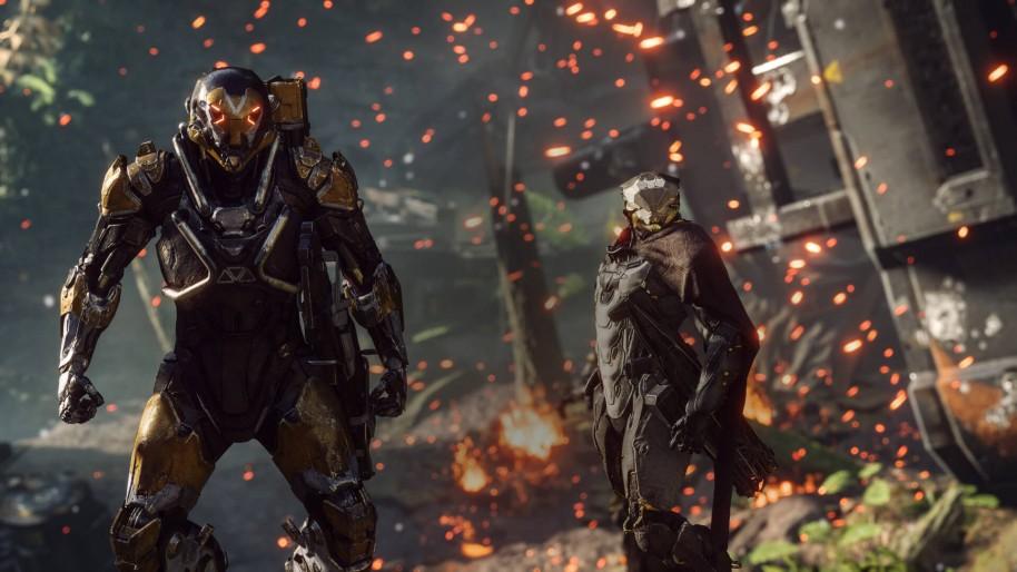 Anthem: BioWare se reivindica con Anthem y su gran acción