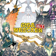 Carátula de Giga Wrecker - Nintendo Switch