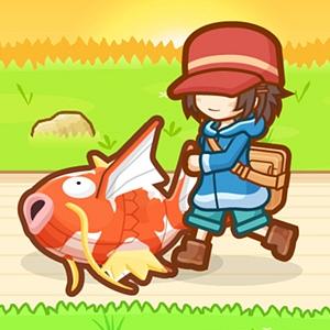 Resultado de imagen de Pokémon Magikarp Jump